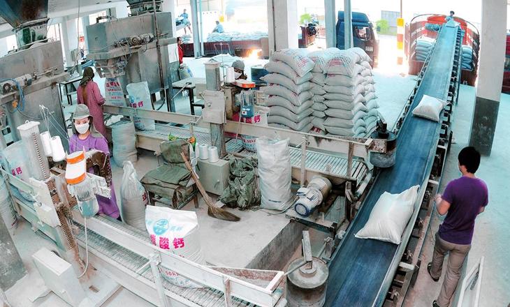 河南鑫奥博肥业有限责任公司年生产30万吨复混肥生产线项目