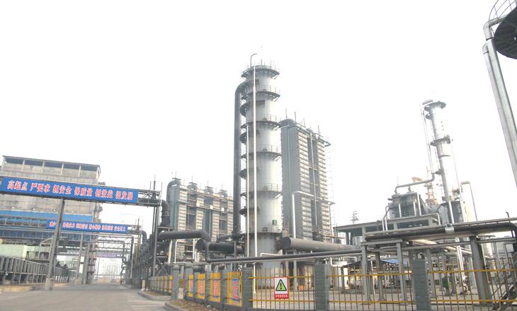 中国平煤神马集团许昌首山焦化有限公司90万t/a捣固焦及煤气综合利用项目