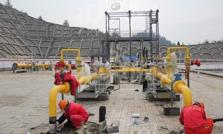 河南省五洲能源发展有限公司 开封朱仙镇-尉氏洧川镇-许昌鄢陵县天然气输气管道工程