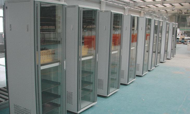 许继电气股份有限公司 结构分公司年产10万套机柜产品加工项目