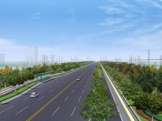 许昌尚集产业集聚区管理委员会劳动北路道路工程项目环境影响评价报告表