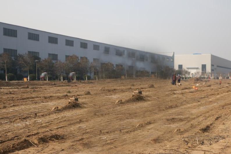 河南天宏金属材料有限公司年产40000吨不锈钢装饰材料项目环境影响评价报告表