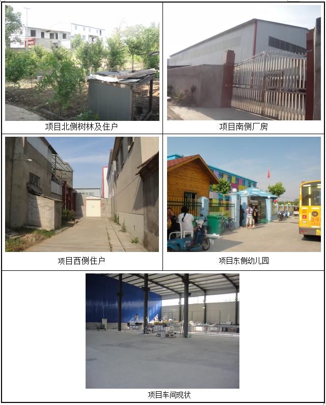 许昌佳厚装饰材料有限公司年产12万平方米PVC扣板生产线项目环境影响评价报告表
